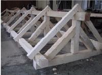 Das zawm zentrum f r aus und weiterbildung des mittelstandes weiterbildungen ostbelgien - Pfettendach mit zweifach stehendem stuhl ...